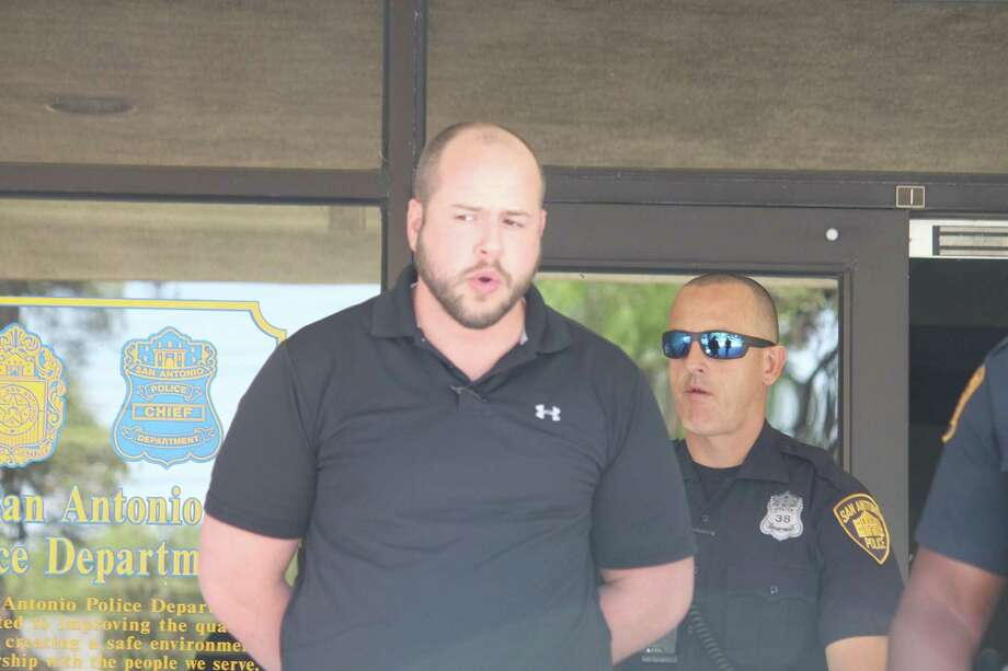 Skylar Buras, owner of Buras Construction Inc., is accused of scamming at least four people. Three of the victims were 80 or older. Photo: Fares Sabawi/San Antonio Express-News