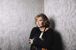 Roseanne Barr in Los Angeles, March 23, 2018. Hours after Barr posted a racist tweet about a former top adviser to President Barack Obama, ABC canceled Roseanne on May 29, 2018. The sitcom had just completed a much-viewed comeback season.