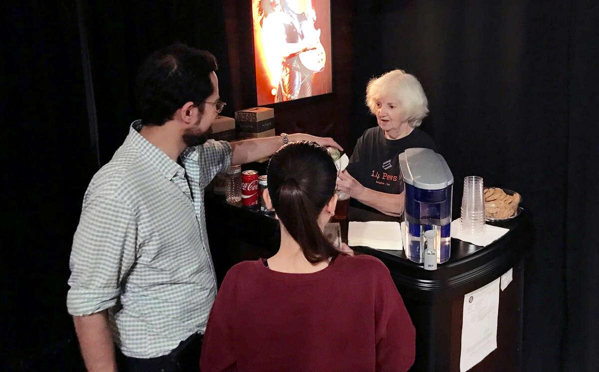 Marilyn, the 85-year-old Houston bartender
