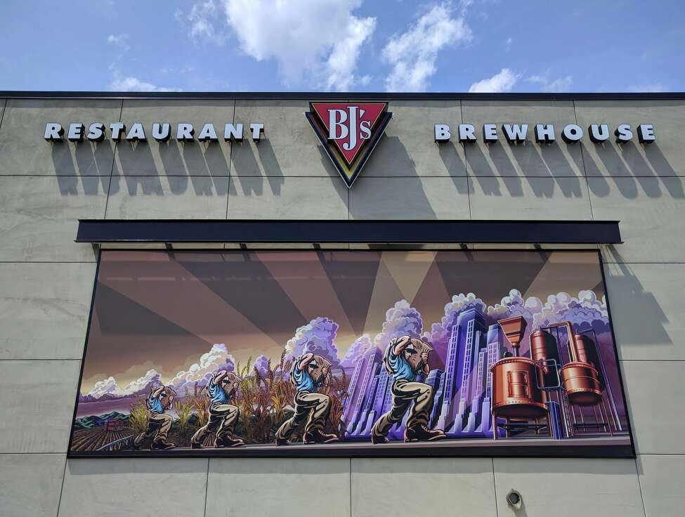 2. BJ's Restaurant & Brewhouse, Colonie. Visit website.