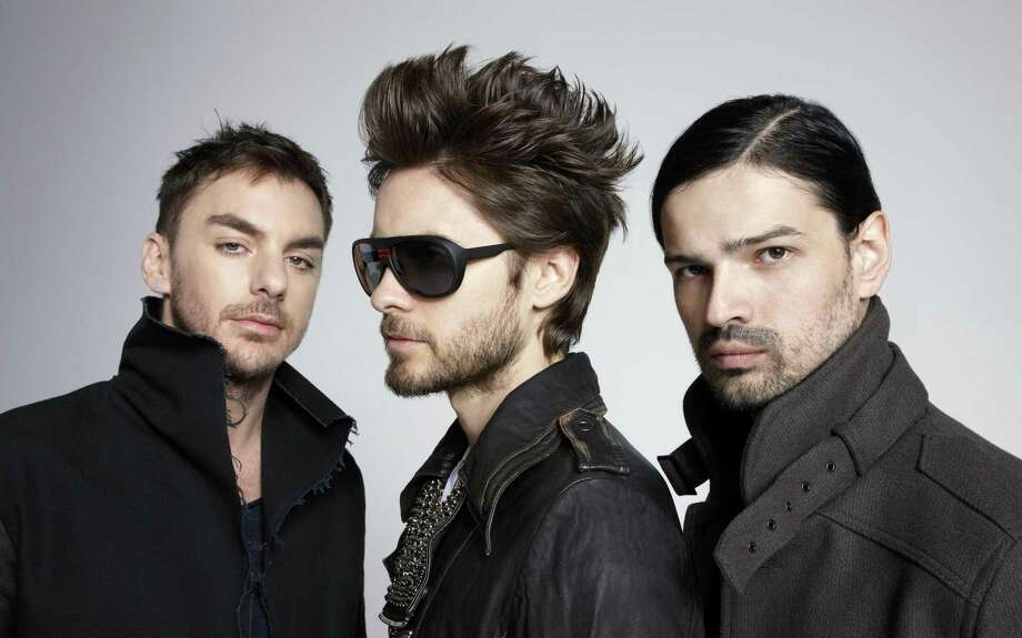 30 Seconds To Mars led by Jared Leto are set to perform live in concert at the Xfinity Theater in Hartford on Saturday night June 9th. After five years of no music the band is back with a brand new album and North American Tour to accompany it. They are supported on the tour with opening acts Walk The Moon, Misterwives and Joywave. For tickets, visit www.ticketmonster.com or call 203-265-1501. Photo: Contributed Photo /