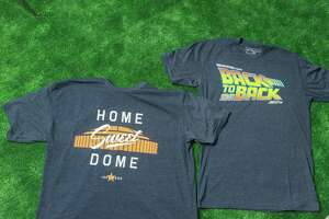 "His and Hers ""Back to Back,"" and ""Home Sweet Dome,"" T-Shirts."