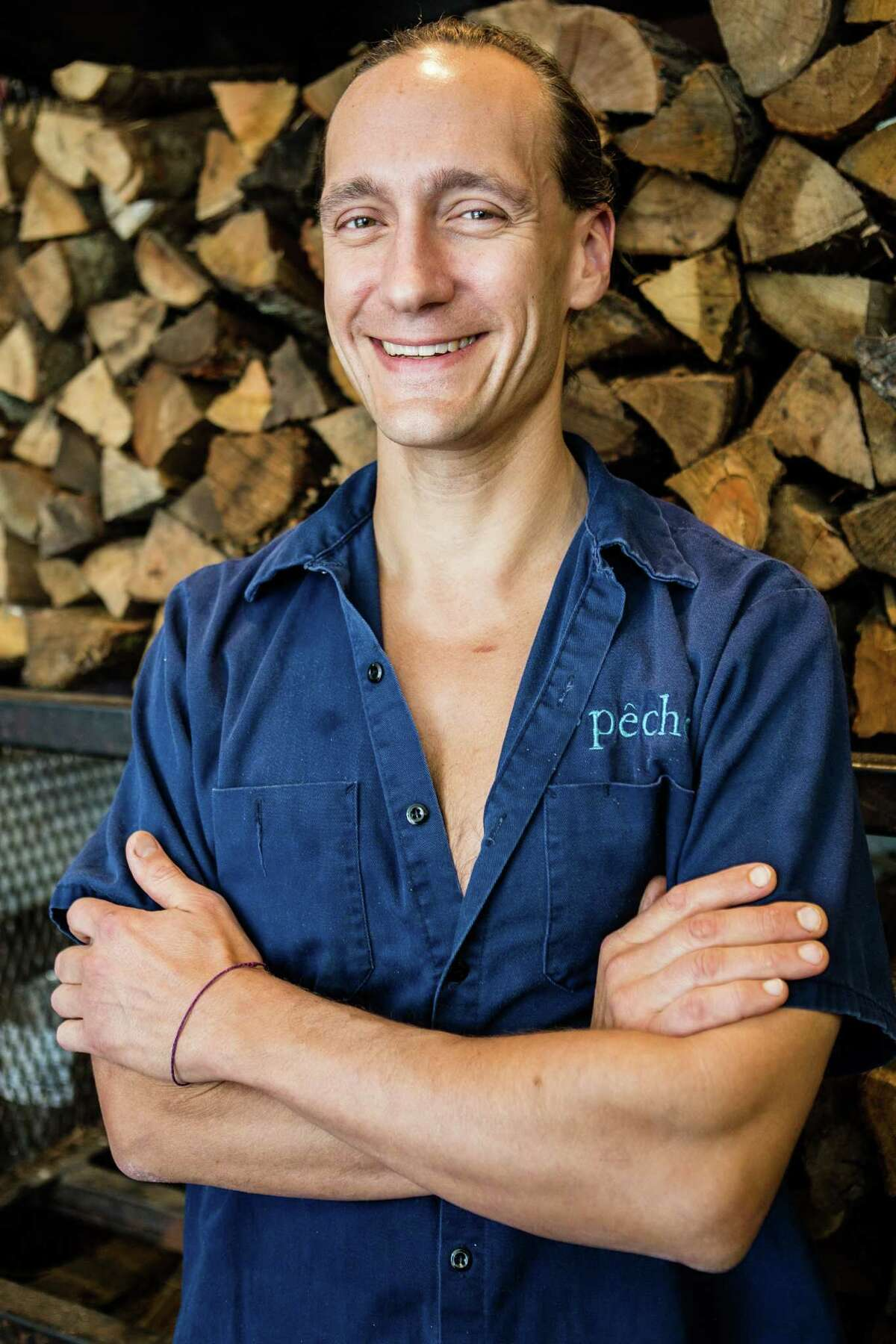 Ryan Prewitt of Peche Seafood Grill in New Orleans will be among the chefs participating in Southern Smoke on Sept. 30, 2018.