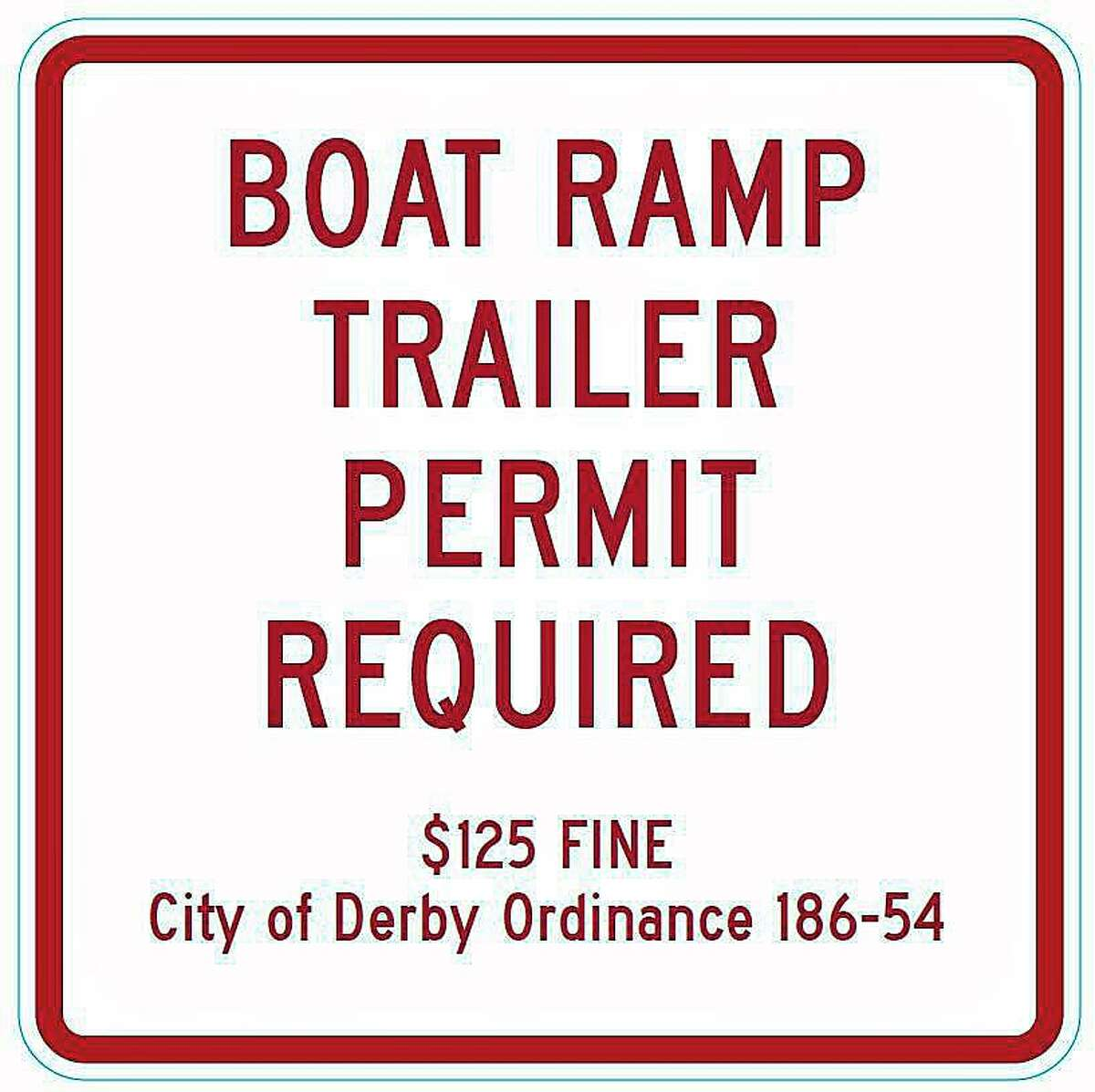 The boat launch can be found on lower Caroline Street. Residents can get a free permit from the City Clerk?'s office at Derby City Hall, 1 Elizabeth St., Derby, Conn. Non-residents can get a permit for $100.