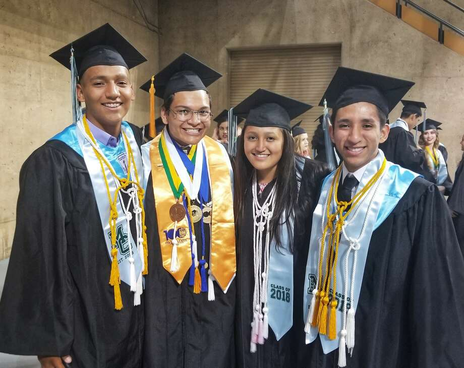 Early College High School's graduation was Friday, May 25. Photo: Courtesy Photo