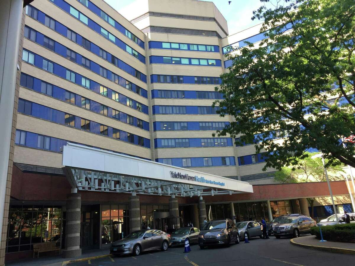 Yale New Haven Hospital.
