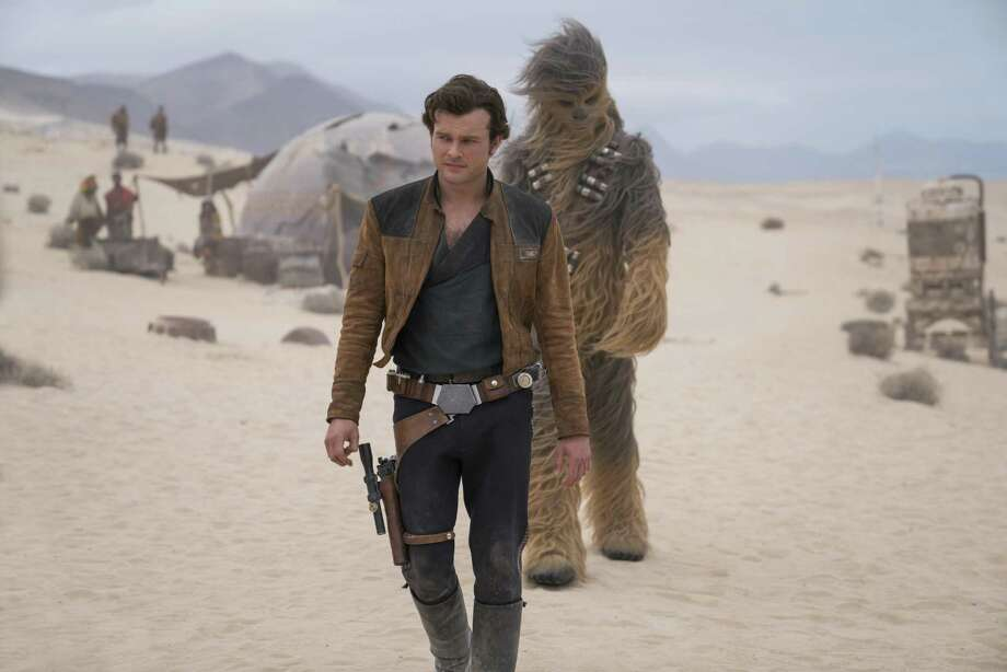 "In the largest disturbance yet in Disney's otherwise lucrative reign over the ""Star Wars"" franchise, the Han Solo spinoff opened well below expectations. Photo: Jonathan Olley /Lucasfilm Via AP / Copyright: 2018 Lucasfilm Ltd. & ™, All Rights Reserved."