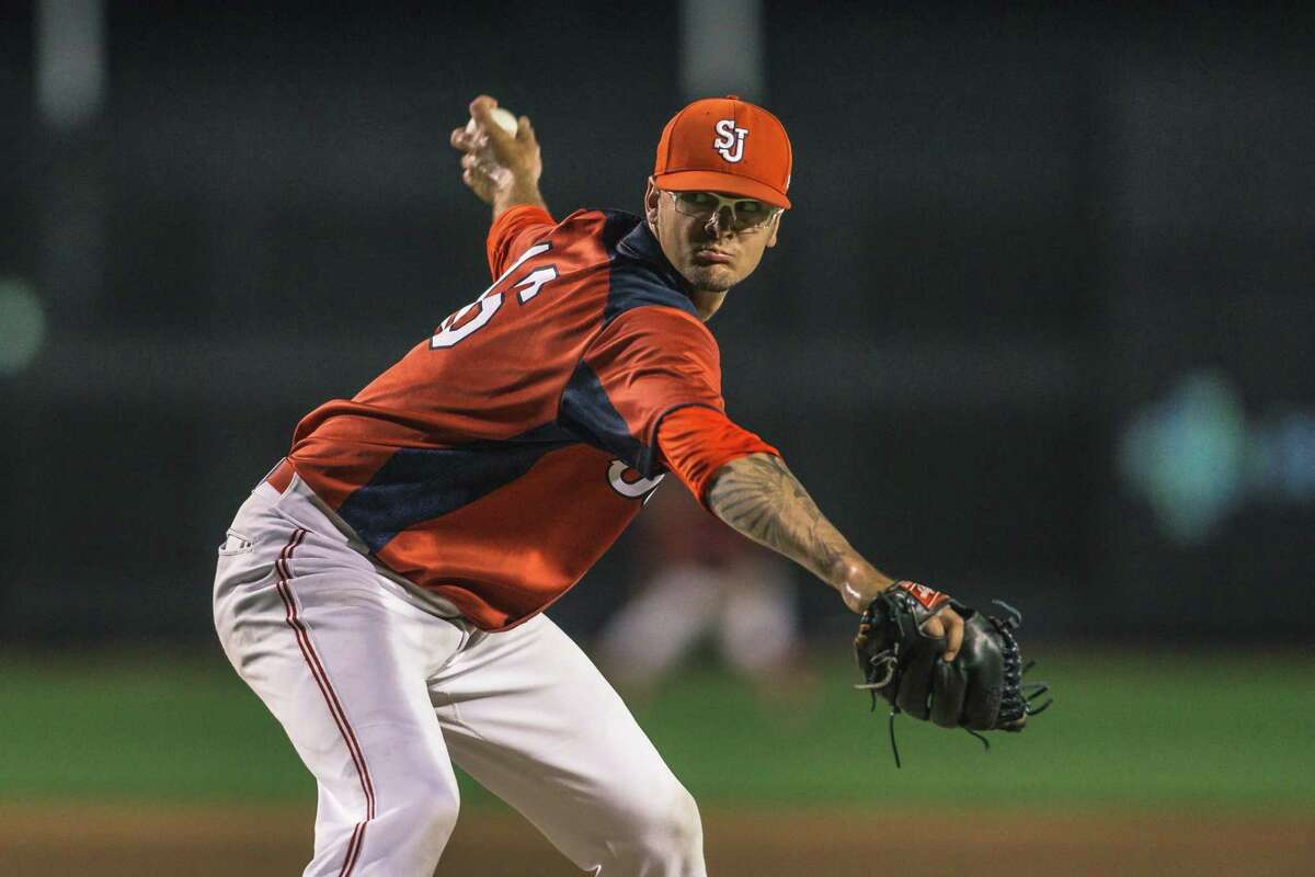Wallingford's Turner French and St. John's will play in the NCAA's Clemson Regional this weekend.