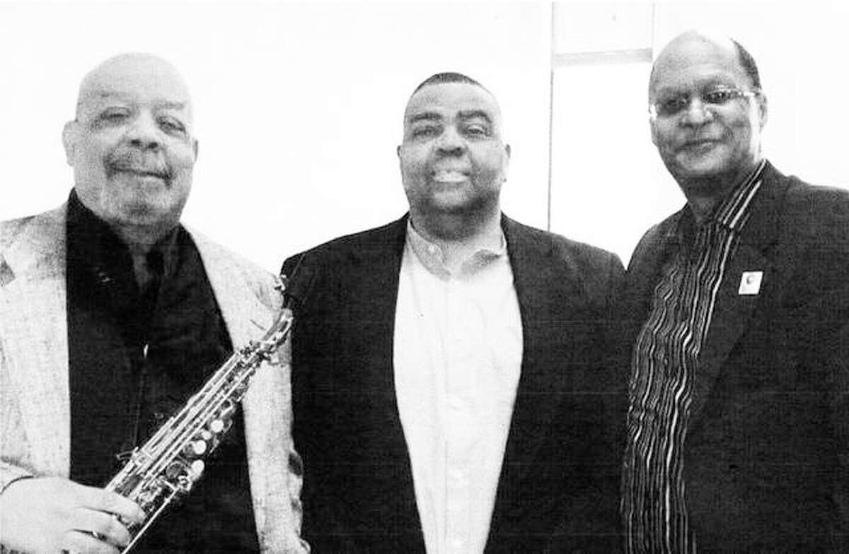 Mystic Voyage Trio is made up of Fred Walker, Cornelius Davis and Leland Crenshaw.