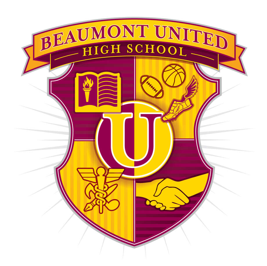 Beaumont United High School crest Photo: Provided By Beaumont ISD