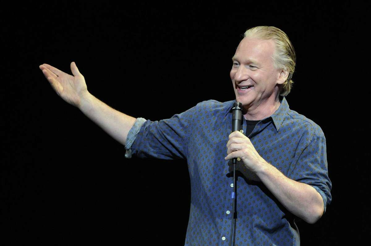 Comedian Bill Maher says reviewers often critique the wrong things.
