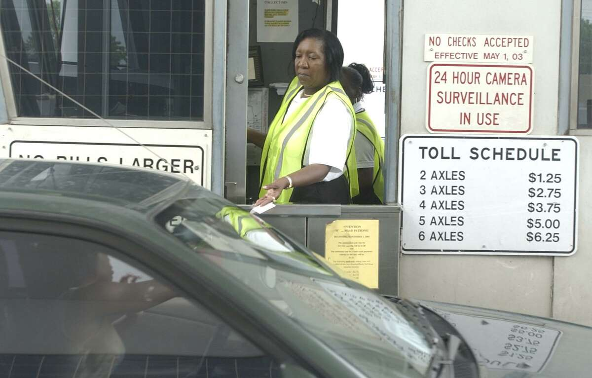 Toll booths are leaving Harris County for good.