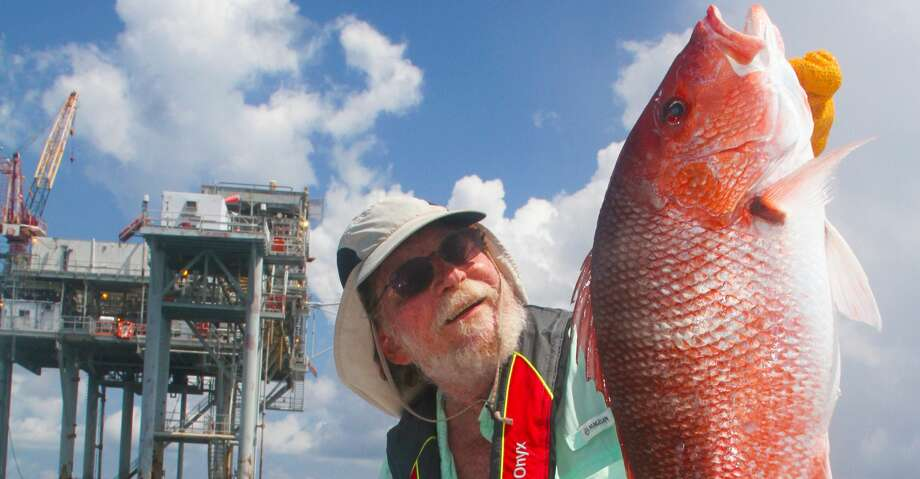 This year's red snapper season for private-boat recreational anglers in federally-controlled waters of the Gulf of Mexico begins June 1 and is predicted to run 82 days, the longest such season in more than a decade and almost twice as long as 2017's 42-day season. Photo: Shannon Tompkins/Houston Chronicle