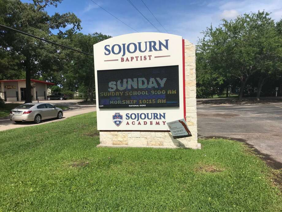 Sojourn Academy in Oak Ridge North, part of the Sojourn Baptist Church, will be closing to due low enrollment issues. The church will remain open.