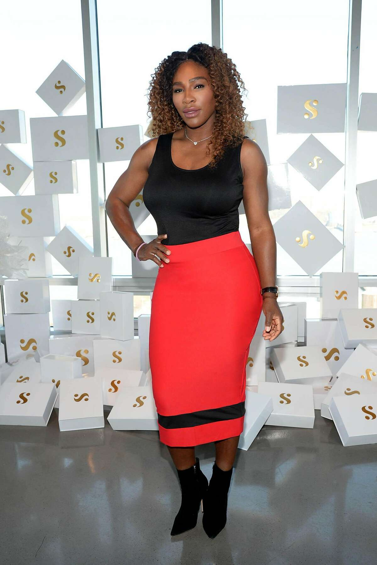 Tennis star Serena Williams launched her own line of womenswear, Serena, on May 30, with affordably priced apparel for a variety of body types and ages.