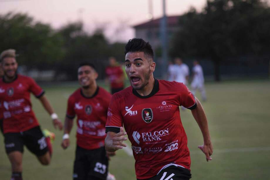 The Laredo Heat returned to action Thursday night after a two-week break to bring down Shreveport (La.) Rafters FC 4-1 on the road. Photo: Christian Alejandro Ocampo /Laredo Morning Times File / Laredo Morning Times