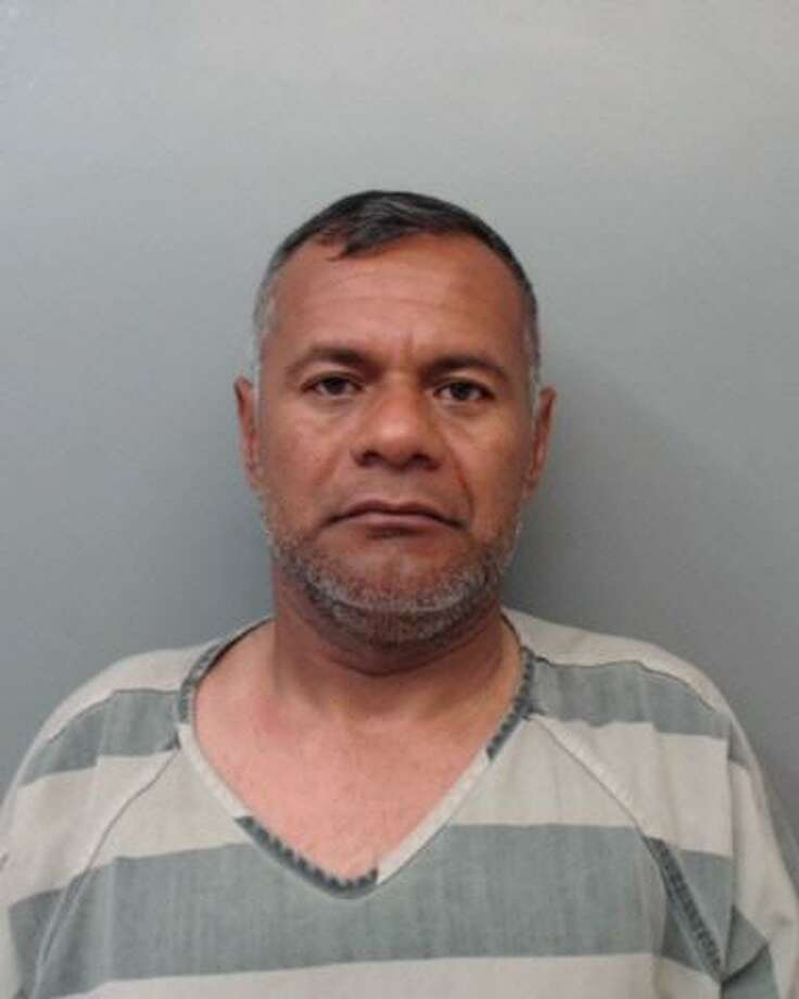 Hilario Ayala, 46, was arrested on charges of abuse of official capacity. Photo: Webb County Sheriff's Office