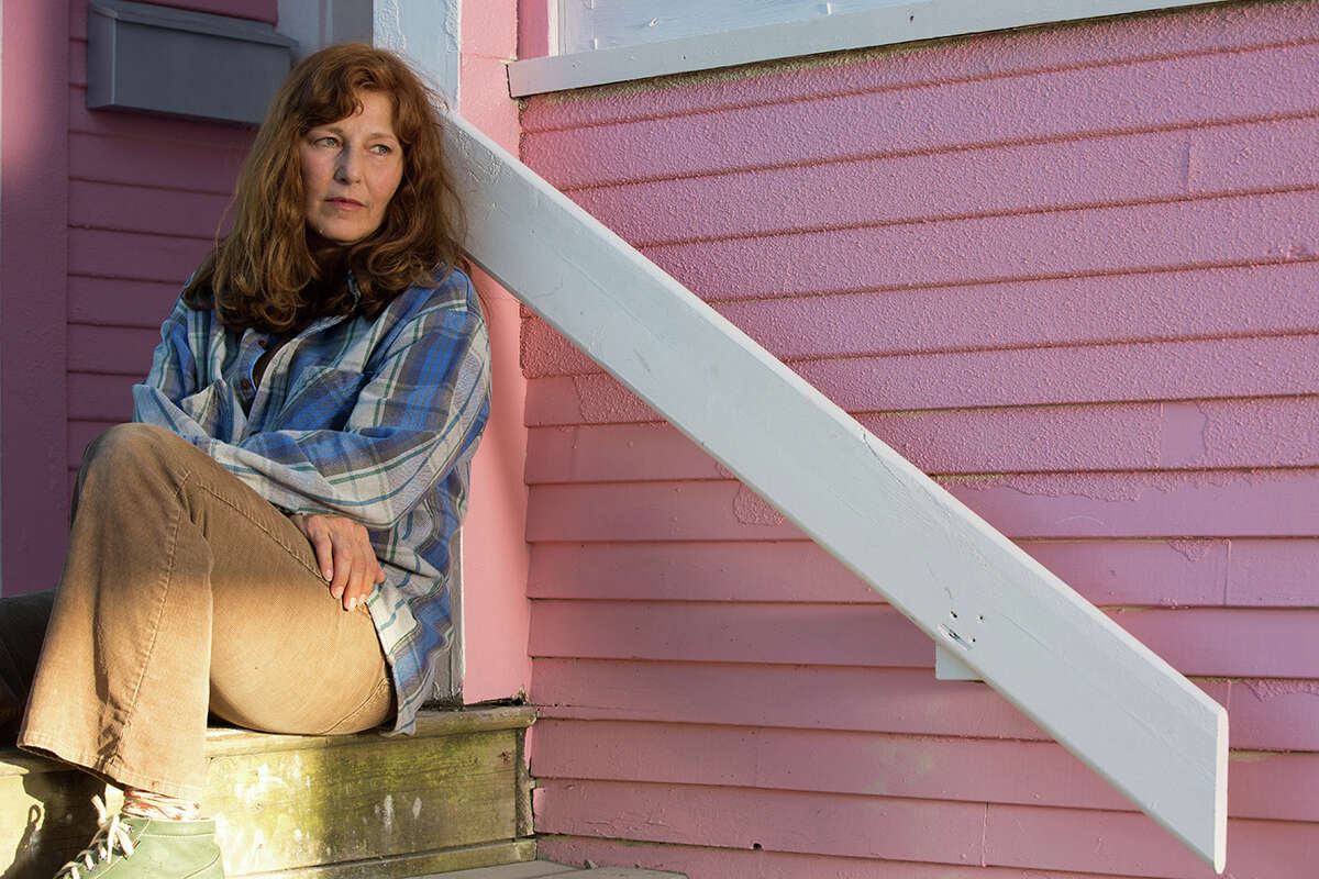 """In the fact-based drama """"Little Pink House,"""" Catherine Keener plays Susette Kelo, a Connecticut woman who took her fight to stay in her home all the way to the Supreme Court."""