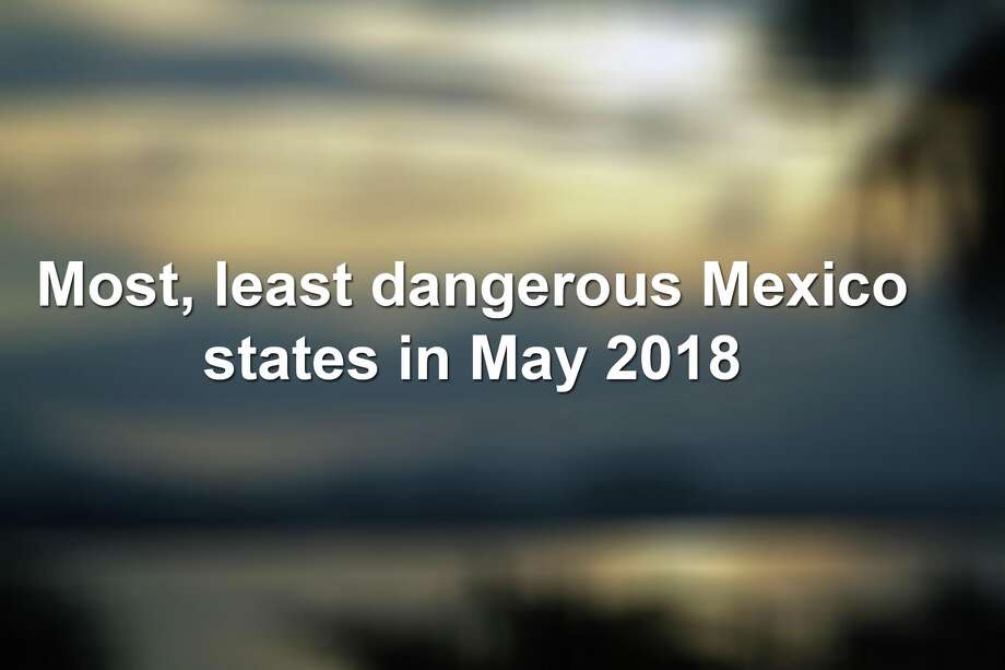 Keep scrolling to see where the most and least dangerous states to travel to in Mexico are. Photo: Laredo Morning Times