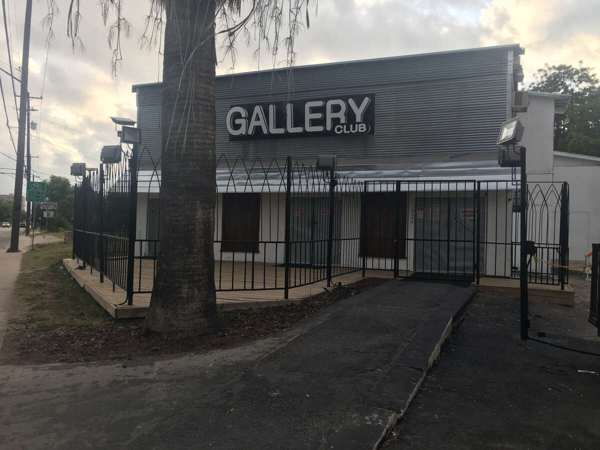 """The club that put """"strip"""" in the St. Mary's Strip announced Tuesday that Harbodies was renamed """"The Gallery Club."""""""