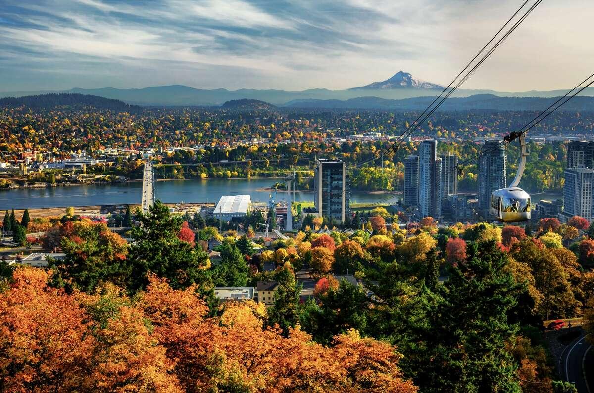 19. Portland, Oregon