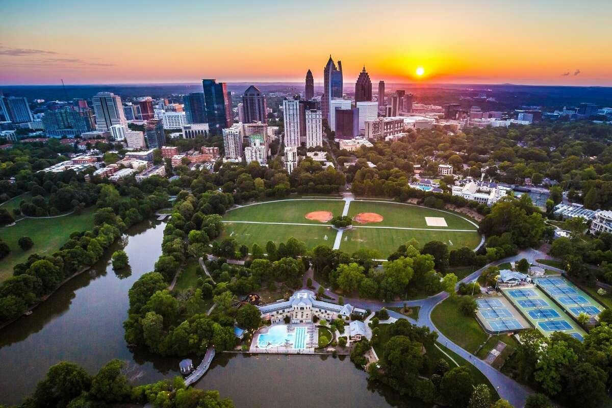 18. Atlanta, Georgia