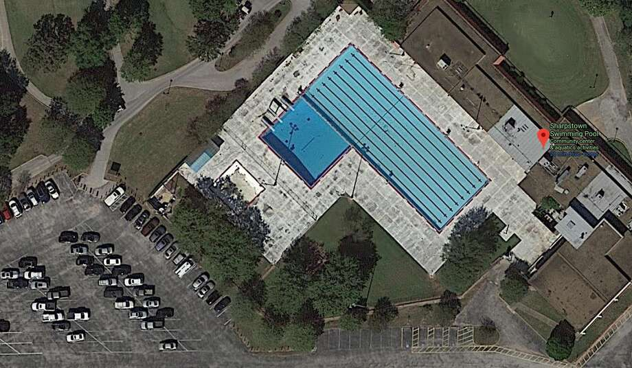 Houston s texas shaped pool is now open to the public - Florida building code public swimming pools ...