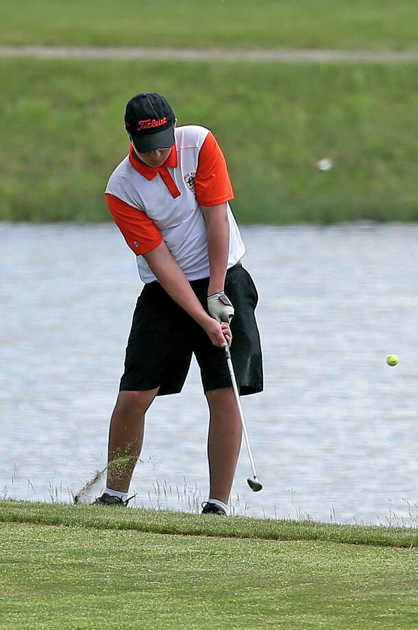 Division 4 Golf Regionals 2018 Photo: Paul P. Adams/Huron Daily Tribune