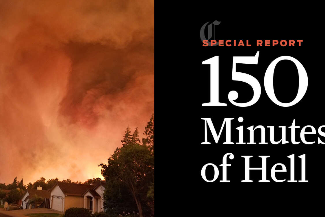 150 Minutes of Hell: The inside story of death and survival in California's tornado of fire