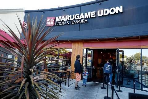 Popular Japanese restaurant Marugame Udon set for grand
