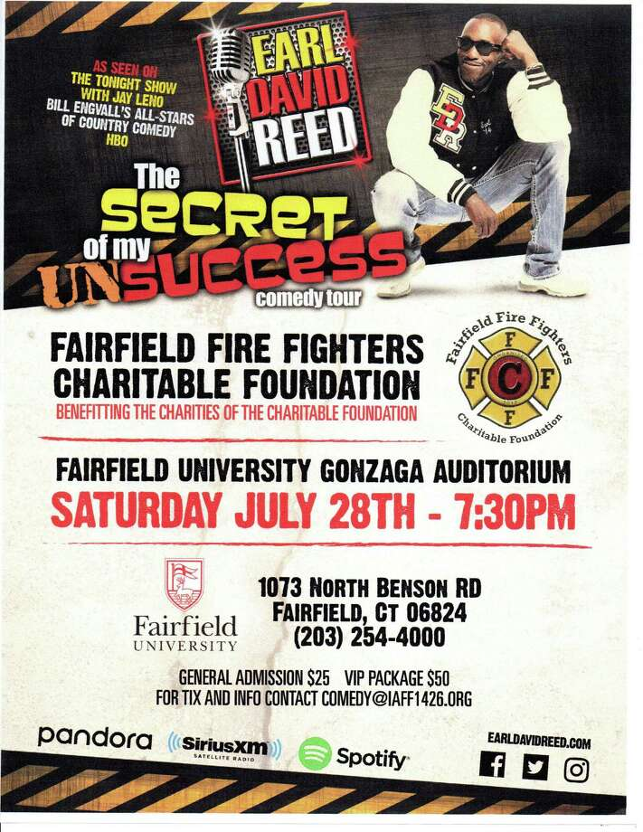 The Fairfield Firefighters Charitable Foundation is hosting a comedy show to raise money for winter coats for needy children. Photo: Contributed / Contributed Photo / Fairfield Citizen