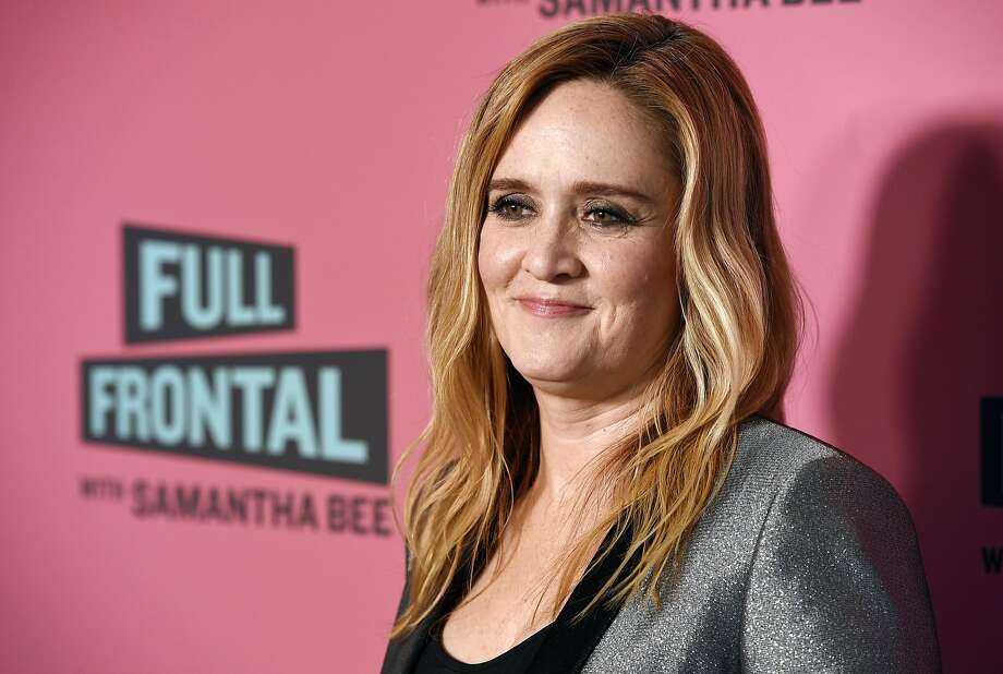 "FILE - In this May 24, 2018 file photo, Samantha Bee, host of ""Full Frontal with Samantha Bee,"" poses at an Emmy For Your Consideration screening of the television talk show at the Writers Guild Theatre in Beverly Hills, Calif. Bee is under fire for referring to Ivanka Trump as a ""feckless c---"" on her TBS comedy show. White House press secretary Sarah Sanders on Thursday called Bee's language ""vile and vicious."" (Photo by Chris Pizzello/Invision/AP, File) Photo: Chris Pizzello / Associated Press"