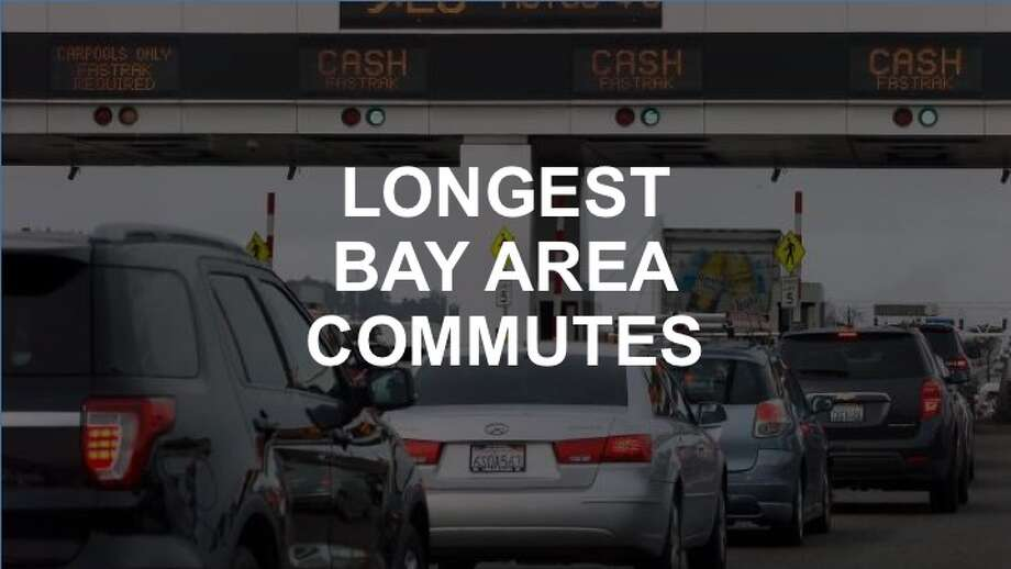 Click through this slideshow for the cities where residents have the longest commutes.  Photo: Santiago Mejia / The Chronicle