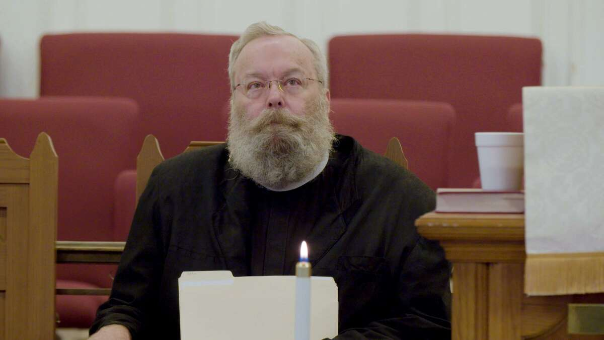 In this scene from the documentary TV series