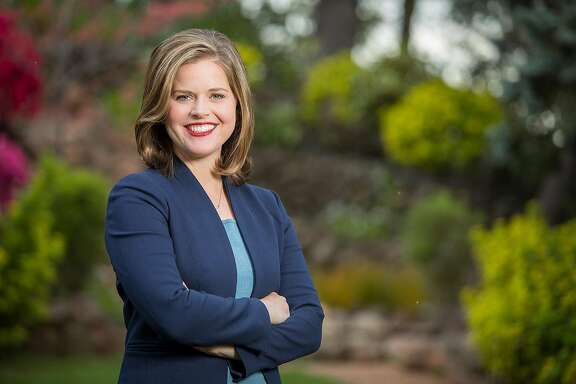 Jessica Morse is a candidate for the House seat now held by Rep. Tom McClintock, R-Elk Grove (Sacramento County).