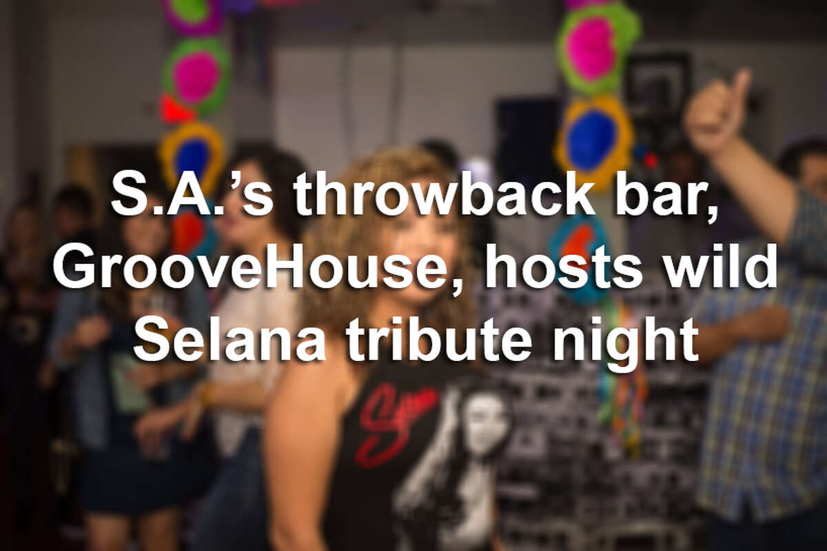 Click ahead to see photos from GrooveHouse's Selena tribute night.