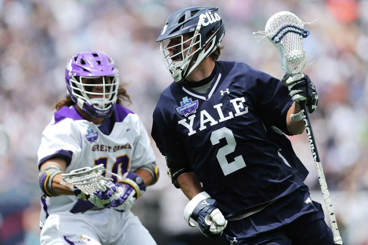 Yale's Ben Reeves was named the Tewaaraton Award winner on Thursday night.
