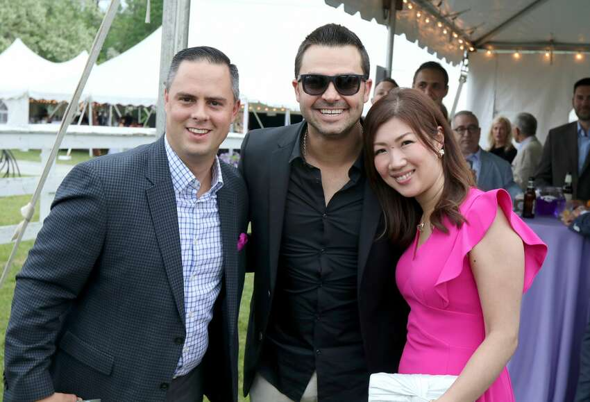 Were you Seen at 'An Aficionado Experience' with special guestNew York Yankee All-Star Nick Swisher, a benefit for the Center for Disability Services on Thursday, May 31, 2018, at theShaker Heritage Societyin Albany?