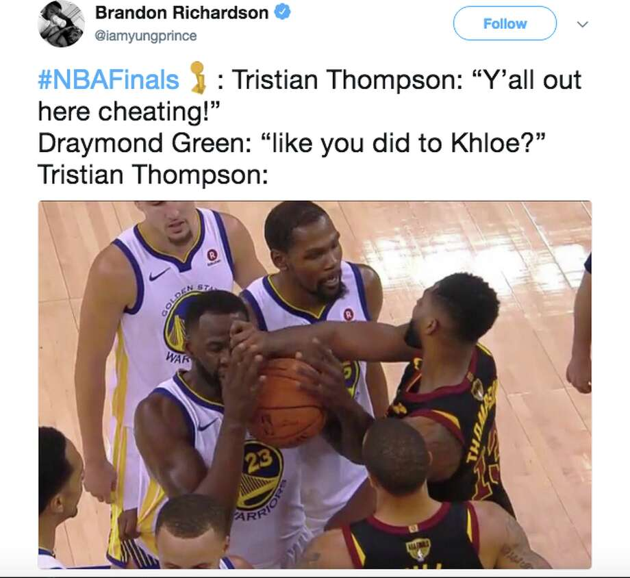 Internet Flooded With LeBron James, J.R. Smith Memes After