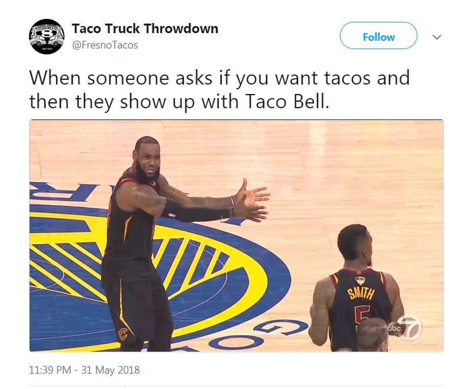 2599be560b0 PHOTOS  The best internet reactions to J.R. Smith s mistake in Game 1  Twitter had instant