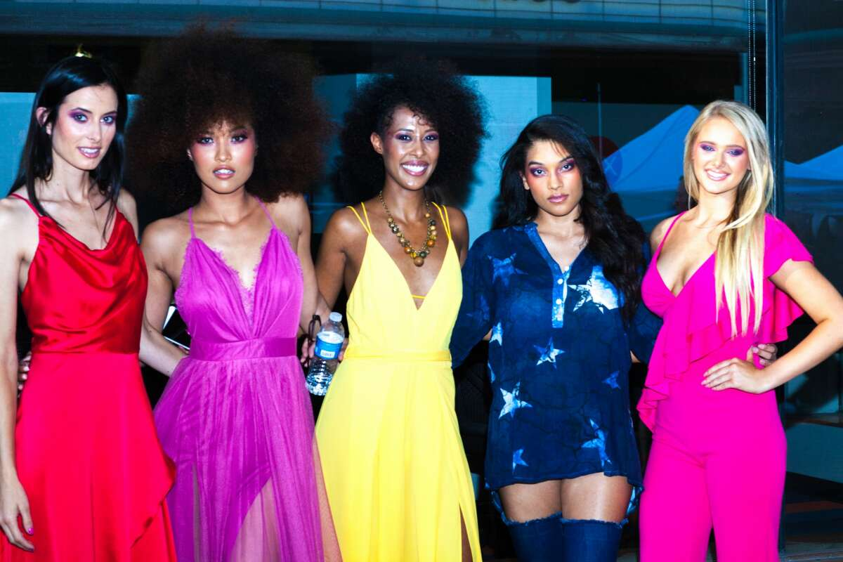 San Antonio's chicest turned out for Local Look Night on Thursday, May 31, 2018.