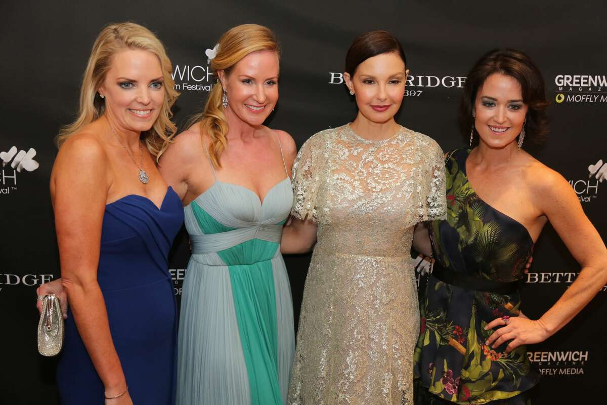 The 2018 Greenwich International Film Festival kicked off May 31 with the Changemaker Gala. Each year GIFF awards artists who have used their voice for positive social. This year, actress Ashley Judd received the Changemaker Award for her work as the Global Goodwill Ambassador with the United Nations Population Fund (UNFPA), and for her activism and leadership in the feminist movement. Duncan Edwards, the Executive Director for Waterside School, was named this year's Community Changemaker. Were you SEEN at the gala?