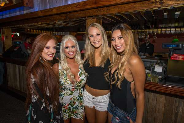 Denim cutoffs took over the club Thursday, May 31, 2018, for Wild West's Daisy Dukes night as locals decided who would take home the $400 prize money and hit the dancefloor.