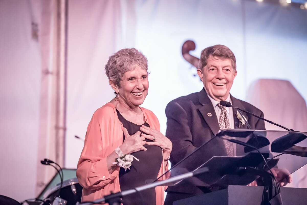 Were you Seen at the Albany Academies Retirement Dinner for Head of School Douglas North on May 19, 2018?