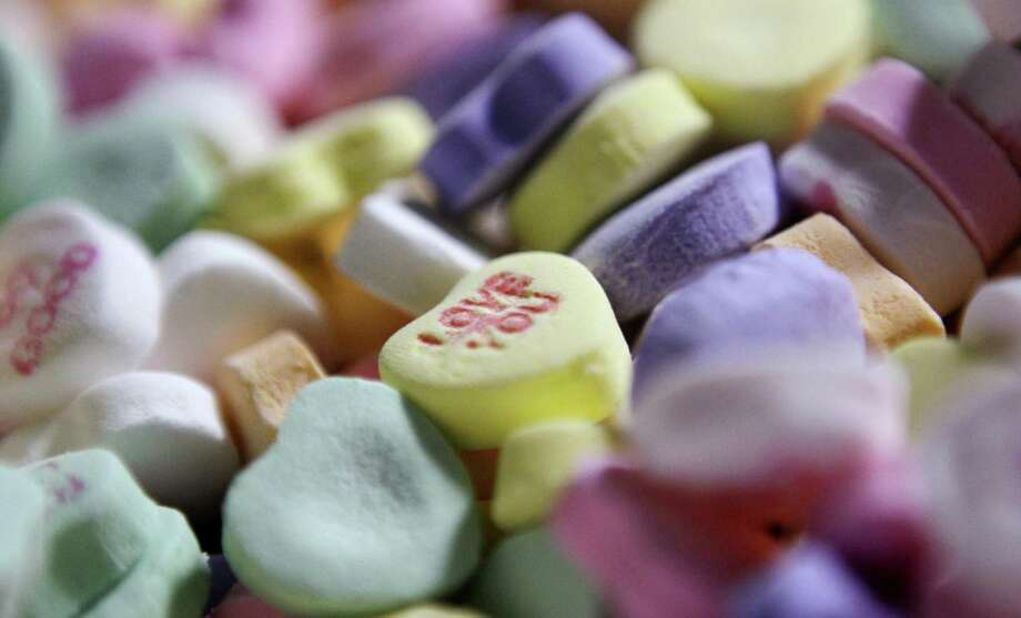 Sweethearts Candy Hearts will not be on shelves this February 14.