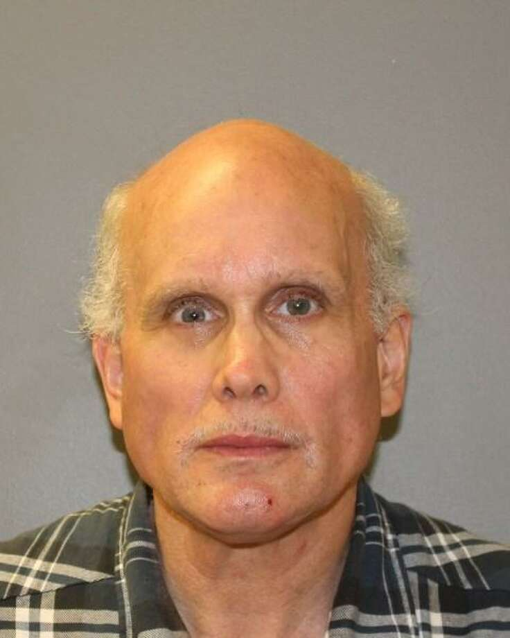 Francis Keen, 63, of Haven Street, New Haven, was arrested Wednesday after he allegedly fully exposed himself on a bench. Photo: Photo Courtesy Of Hamden Police