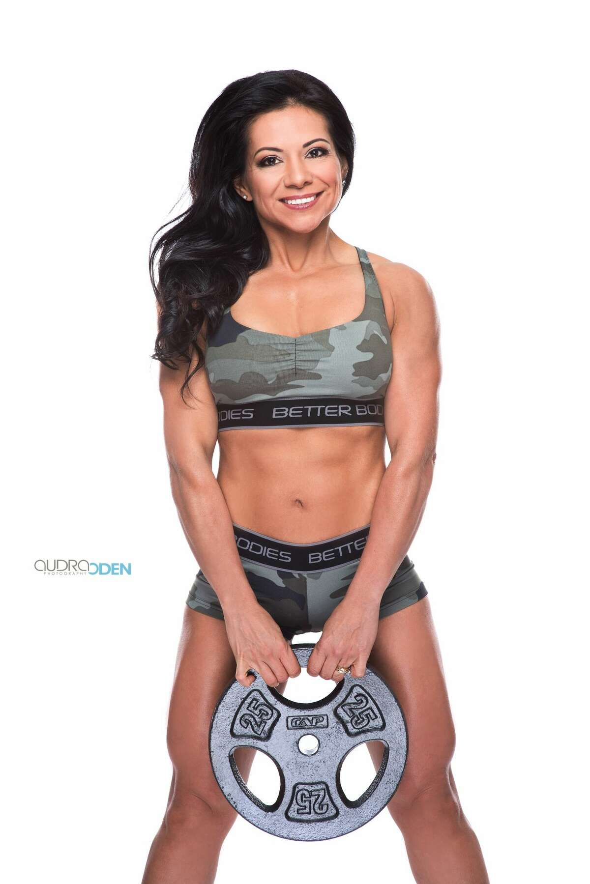 Llyda Martinez AGE: 41 GYM/STUDIO: MTZ Studio/Train Insane Fitness, 1900 Garth Rd, Baytown THE 411: NASM certified nutrition specialist, certified fitness trainer. Also, certified in group fitness, Insanity Live, P90X Life, Turbo Kick Life and PiYo Live WHAT FANS SAY: