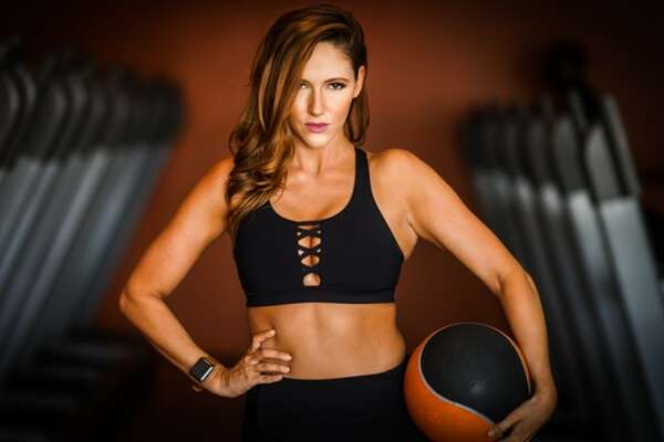 TOP FITNESS PROS: Olivia Westerman