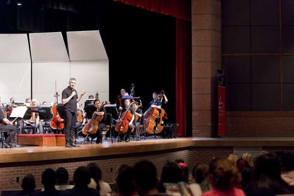 Houston Symphony associate conductor Robert Franz will lead musicians in a free Summer Neighborhood Concert at 7:30 p.m. June 9 at Cinco Ranch High School, 23440 Cinco Ranch Blvd.