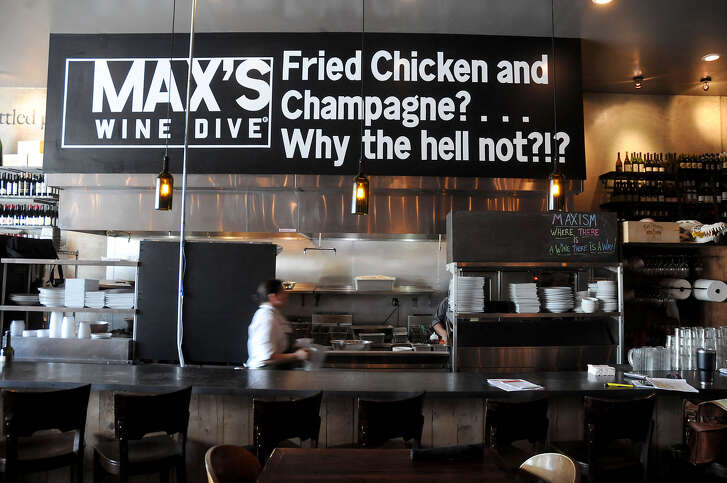Inside Max's Wine Dive on Washington where culinary director Brandi Key has added new dishes to Max's classics.